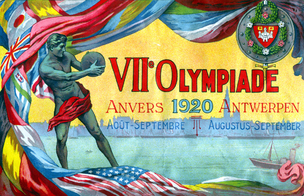 The Olympics After The First World War And During The