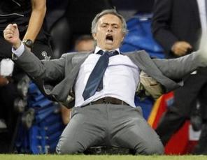 Mourinho slide