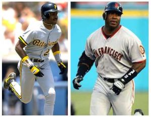 Barry Bonds Before & After