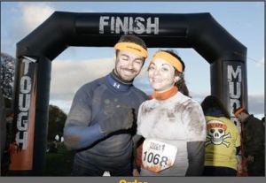 Tough Mudder completion