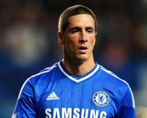 Fernando Torres struggling
