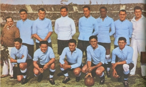Uruguay - the inaugural World Cup winners