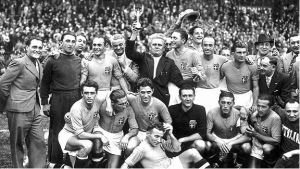 Italy—1938 World Cup Winners