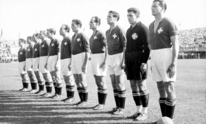 Catenaccio's origins can be traced back to Switzerland in 1938