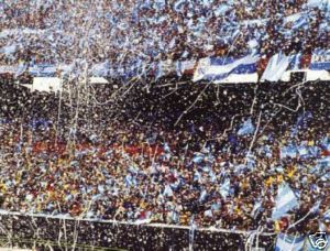 1978 Argentina Ticker Tape