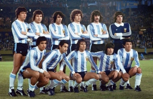 Argentina's 1978 team