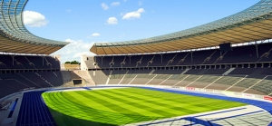 Berlin's Olympiastadion would host the 2006 WC Final