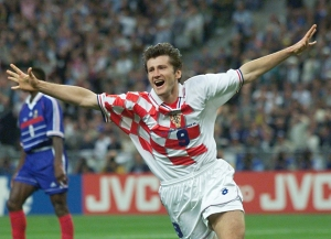 Suker won the 1998 Golden Boot with 6 goals