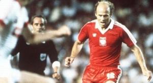 Poland's Grzegorz Lato was the 1974 golden boot winner