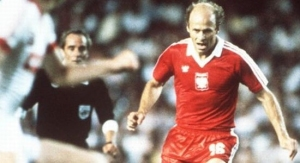 Poland's Grzegorz Lato was the 1974 golden boot winner