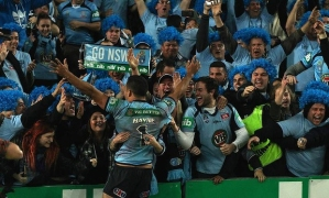 NSW win the 2014 State of Origin