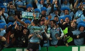 NSW win the 2014 State of Origin