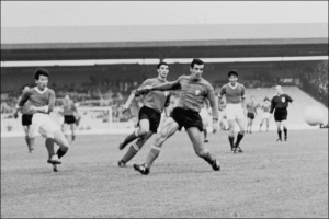 Pak Doo Ik sinks Italy in 1966 in Middlesbrough