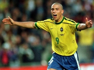 Going into the France '98 World Cup, Ronaldo was the player to watch