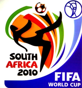 South Africa's official world cup poster