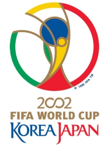 South Korea and Japan 2002 World Cup poster