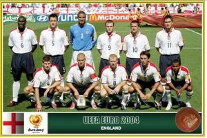England's 'Golden Generation'