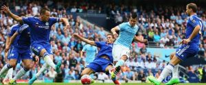 Aguero scores for City