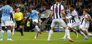 Toure fires in for Man City