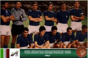 The Azzurri bounced back after a torrid 1966 World Cup