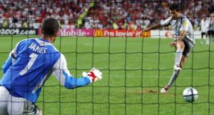 Ricardo scored the decisive penalty in the shoot-out vs England